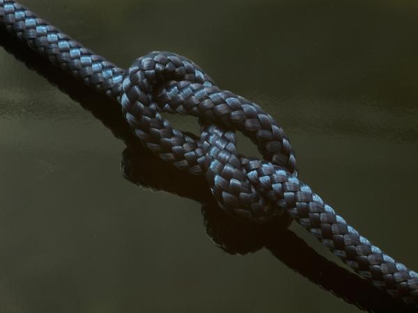 Segelseil HANON 5mm marineblau 1m