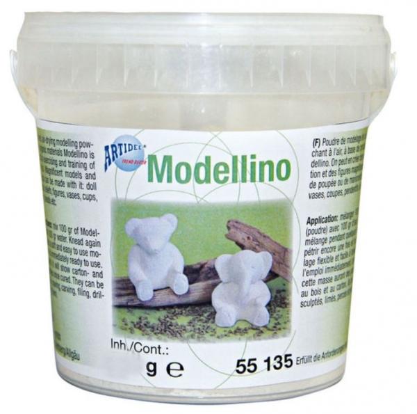 Modellino pulverförmiges Modelliermehl - 500g