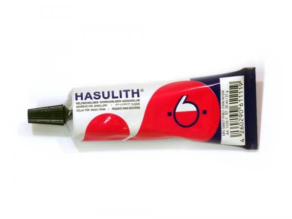 Schmuckkleber Hasulith - 1 Tube a 30ml