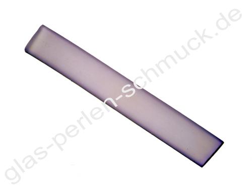 Kautschukband,flaches PVC-Band, 10 x 2 mm, amethyst, Länge 1 m