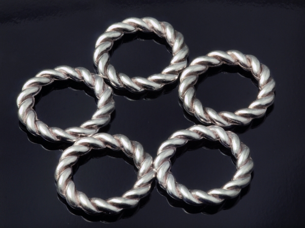 Metallringe MOJO 20 mm 5 Stück